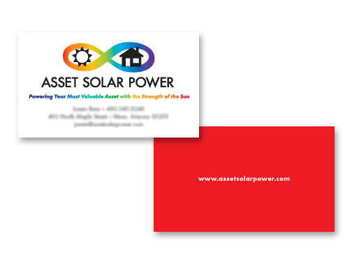 Asset Solar Power Identity